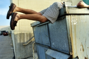 dumpster-diver
