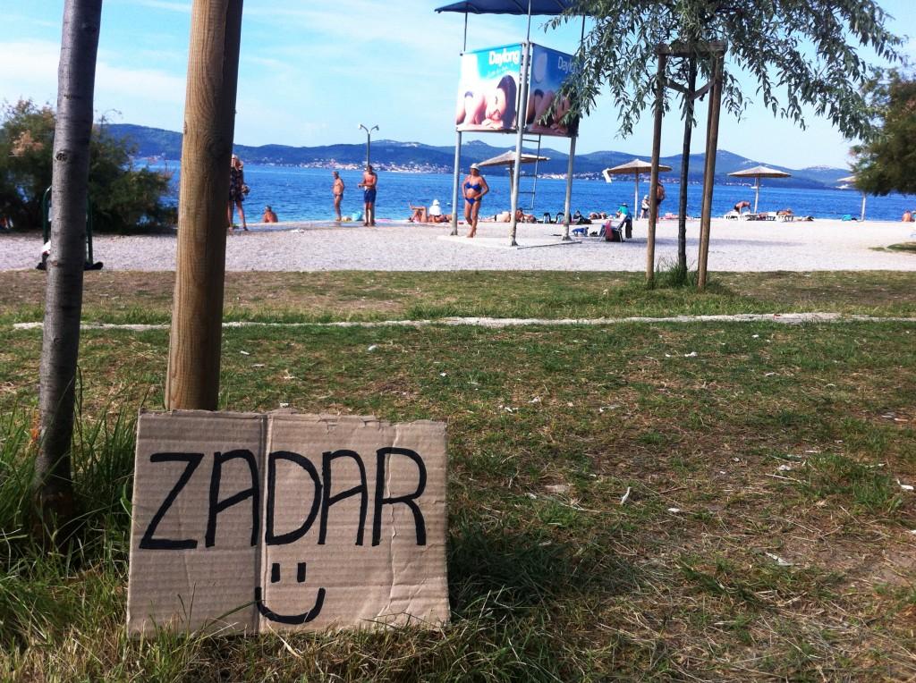 Zadar 2 - plaża