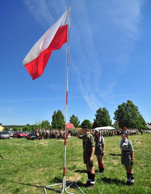 fot. ZHP/Piotr Rodzoch